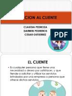 Atencion Al Cliente
