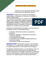 Procesos de Manufactura Revision de Presaberes