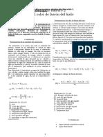 Informe 2, Lab Termodinámica
