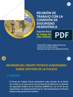 GESTION DE LA PNP