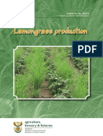 Lemon Grass Project Proposal