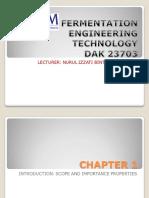 c1 Fermentation Engineering Technology