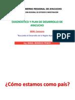 Exposicion Diagnostico y Desarrollo de Ayacucho