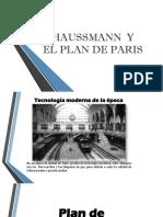 Plan de Paris - Ensanche de Barcelona
