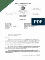 Brandsma v Mann Memorandum of Decision