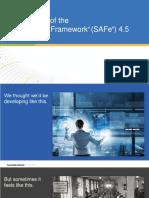 SAFe Foundations v4.5.0