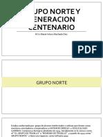 GRUPO NORTE Y GENERACION CENTENARIO.pptx