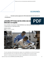 ¿Estudias FP_ Estos Son Los Ciclos Con Más Salidas Laborales en España _ Economía _ EL PAÍS