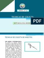 TECNICA DE COLECTA Y PRESERVACION DE INSECTOS TEMA 1 Y 2j.ppt