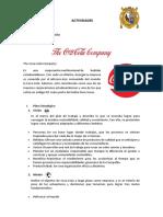 Estudio de Empresa
