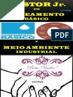 Saneamento Básico Gestor Jr. - 2013