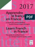 Guide Des Centres Labellises 2017