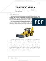 Manual Introduccion Familiarizacion Operacion Retroexcavadoras