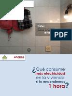 3.- Hábitos de Consumo Eficientes