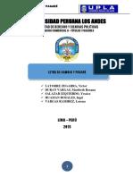 Monografia de Letra de Cambio y Pagare 1 Docx