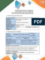 Guía de Actividades y Rúbrica de Evaluación - Fase 3. Diseñar Estrategias Organizacionales (1)