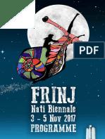 Nati Frinj Festival program