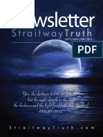 THE SCRIPTURAL NEW MOON ~ StraitwayTruth 04 ( 2013 ) ~ Pastor Dowell