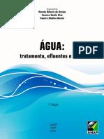 LIVRO - Água - Tratamento - Efluentes e Lodos 1ª Ed - ANAP - 2015