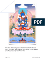 PDF the Rain of Blessings Mipham Rinpoche.pages