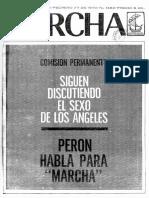 Semanario Marcha - Nro 1483 - 27 de Febrero de 1970