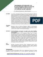 5705 Informe2 Valoración Psicopedagógica REVISADO
