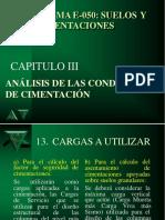 109153987 Explicacion de NTE 0 50 Norma de Suelos y Cimentaciones (1)