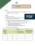 Ficha 3 Los Examenes