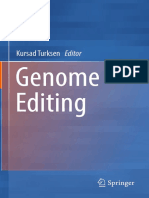 Genome Editing Book