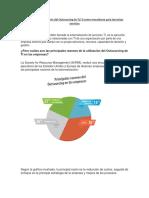 Empleo y Conocimiento Del Outsourcing de TI