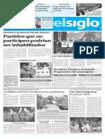 Edicion Impresa El Siglo 02-11-2017