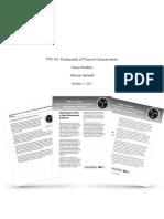 Portfolio and Final Iteration