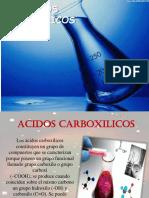 Ac. Carboxilicos 1