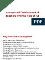 Professional Development of Teachers.ppt