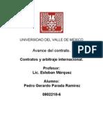 Contrato de Distribucion Exclusiva