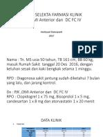 Kapita Selekta Farmasi Klinik Kardiologi