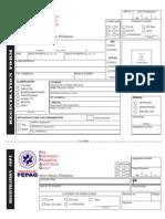 FEPAG Registration Form