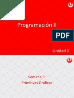 Primitivas Graficas Programación II UPC 2017-II