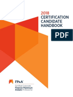 FPA Candidate Handbook
