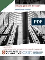 CSIC Asset Management Project Final Report