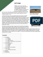 VHF Omnidirectional Range