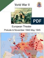 WWII Europel