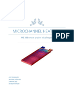 Microchannel Heat Sink