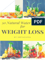 50 Natural Infuser Water Recipes for Weight Loss_Restricted