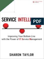 Taylor, S. (2017). Service intelligence