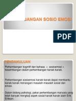 2.3 & 2.4_Sosio Emosi & Moral