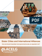 ACELG 2015 Sister Cities and International Alliances