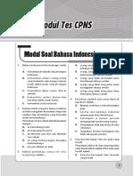 Soal CPNS Paket 4