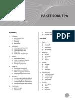Soal CPNS Paket 6