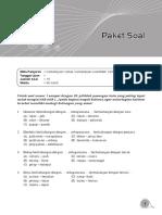 Soal CPNS Paket 13